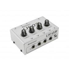 Garso stiprintuvas ausinėms OMNITRONIC LH-031