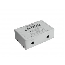 OMNITRONIC LH-080 Stereo Isolator TRS