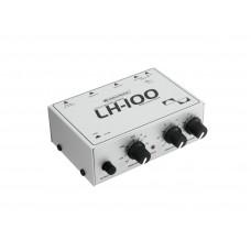 Audio generatorius OMNITRONIC LH-100 Audio oscillator