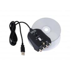OMNITRONIC ADI-002PL Interface