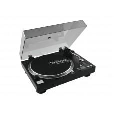OMNITRONIC DD-2520 USB Turntable bk