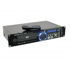 CD MP3 grotuvas OMNITRONIC XMP-1400