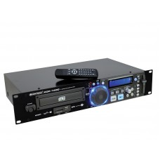 CD ir MP3 grotuvas OMNITRONIC XDP-1400