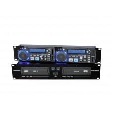 OMNITRONIC XMP-2800 Dual CD/MP3 player