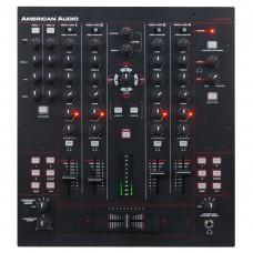 4-ių kanalų DJ mikšerinis pultas AMERICAN AUDIO 14 MXR