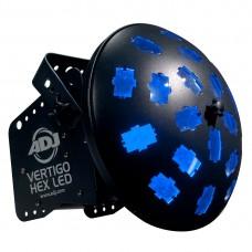 Diskotekų efektų šviestuvas ADJ Vertigo HEX LED