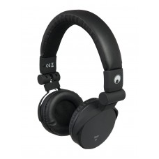 Ausinės OMNITRONIC SHP-i3 Stereo headphones black