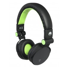 Ausinės OMNITRONIC SHP-i3 Stereo headphones green