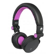 Ausinės OMNITRONIC SHP-i3 Stereo headphones pink