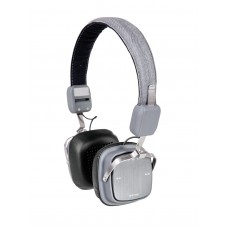 Ausinės OMNITRONIC SHP-777BT Bluetooth headphone grey