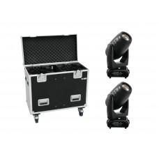 FUTURELIGHT Set 2x PLB-280 + Case