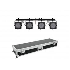 Apšvietimo komplektas EUROLITE Set LED KLS-200 su transportavimo dėže