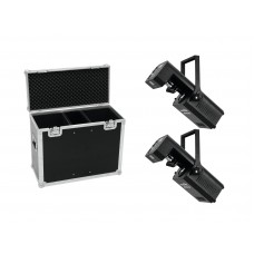 EUROLITE Set 2x LED TSL-750 Scan + Case