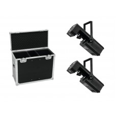 EUROLITE Set 2x LED TSL-1200 Scan + Case