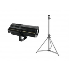 EUROLITE Set LED SL-350 DMX Search Light + STV-200 Follow spot s