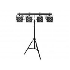 EUROLITE Set LED KLS-1001 + STV-40-WOT Aluminium stand