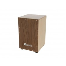 DIMAVERY CJ-500 Cajon, Walnut, adjustable