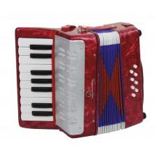 Vaikiškas akordeonas DIMAVERY Accordion 1.5 octaves/8 basses