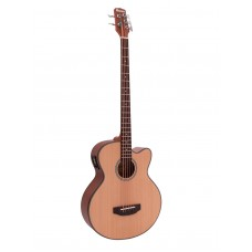 DIMAVERY AB-455 Acoustic-Bass, 5-string, nature