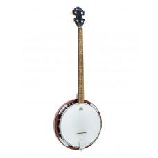DIMAVERY BJ-04 Banjo, 4-string