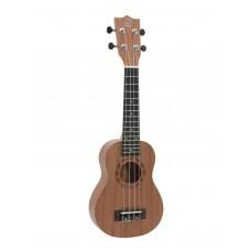 """Soprano ukulelė DIMAVERY UK-400  """"Basswood"""""""