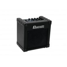 DIMAVERY Deluxe-1 E-Guitar Amp 10W black
