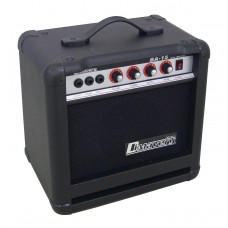 Gitaros stiprintuvas DIMAVERY BA-15 Bass amplifier 15W black