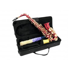 DIMAVERY SP-30 Eb Alto Saxophone, red