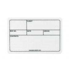 ACCESSORY Label Self adhesive 290x190mm