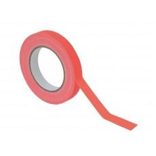 ACCESSORY Gaffa Tape 19mm x 25m neon-orange uv active