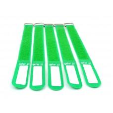 GAFER.PL Tie Straps 25x550mm 5 pieces green
