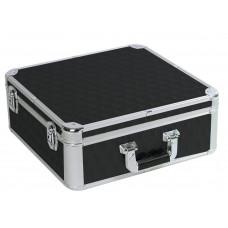 CD dežė ROADINGER CD case black for 100 CDs