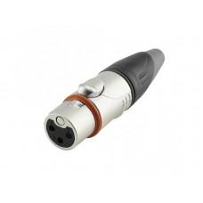 HICON XLR socket 3pin HI-X3CF-HD