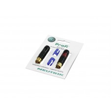 NEUTRIK RCA plug Pro NF2CB 2x