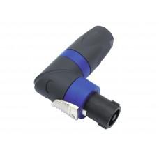 NEUTRIK Speakon cable plug 4pin 90