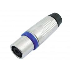 NEUTRIK Speakon cable socket 4pin NLT4MX