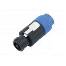 NEUTRIK Speakon cable plug 4pin NL4FC