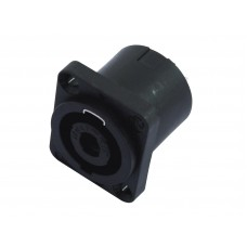 NEUTRIK Speakon mounting socket 4pin NL4MP
