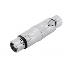 NEUTRIK Adapter 3pin XLR(F)/3pin XLR(F) NA3FF