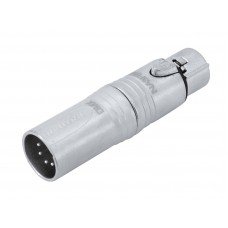 NEUTRIK Adapter 3pin XLR(F)/5pin XLR(M) NA3F5M