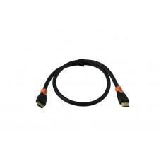 HDMI laidas SOMMER CABLE  0.75m Ergonomic