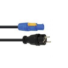 Laidas PowerCon power cable PSSO 3x1.5 1.5m H07RN-F