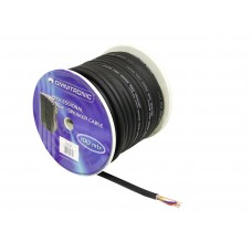 HELUKABEL Speaker cable 8x2.5 50m bk durable