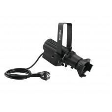 EUROLITE LED PFE-10 3000K Profile Spot bk