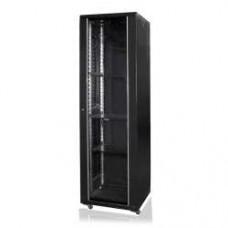 42U Spinta pastatoma 19''  600x1000 serverinė
