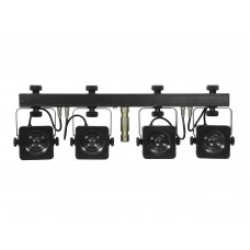 EUROLITE kompaktiškas šviesos efektas LED KLS-10 Compact light set
