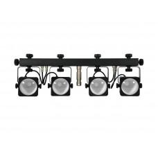 LED DMX šviesos efektų rinkinys EUROLITE LED KLS-50 Compact Light Set