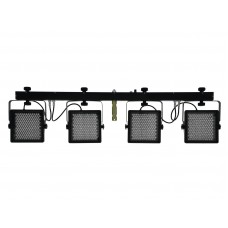 LED DMX šviesos efektų rinkinys EUROLITE LED KLS-401 Compact Light Set