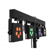 EUROLITE LED KLS-902 Next kompaktiškas šviesų komplektas