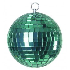 Veidrodinis gaublys EUROLITE Mirror ball 5cm green